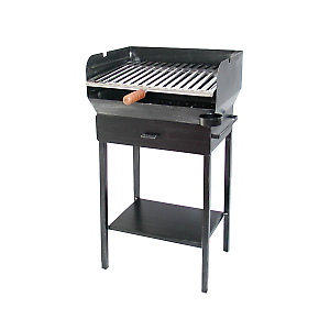 Barbecue a legna family prezzi e offerte online for Barbecue le roy merlin